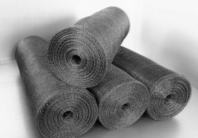 Производство тканой сетки